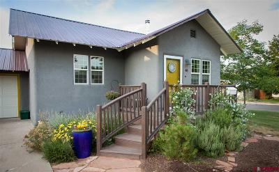 Cortez Single Family Home For Sale: 48 E Montezuma Ave