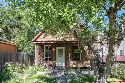 Durango CO Single Family Home For Sale: $369,000