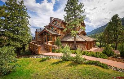 Durango CO Single Family Home For Sale: $3,249,000