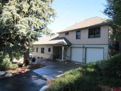Durango CO Single Family Home For Sale: $989,900