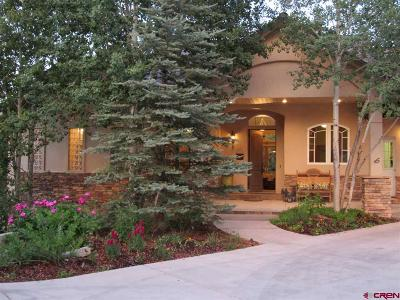 Durango CO Single Family Home For Sale: $1,258,888