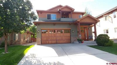 Durango Condo/Townhouse NEW: 114 Tierra Vista