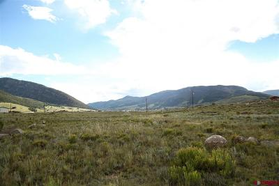Creede Residential Lots & Land For Sale: 603 Ridge Drive