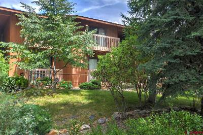 La Plata County Condo/Townhouse For Sale: 1851 Florida Rd #206