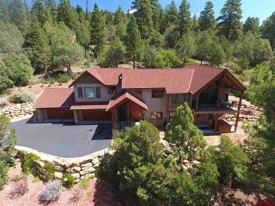 La Plata County Single Family Home For Sale: 13 Tanglewood Drive