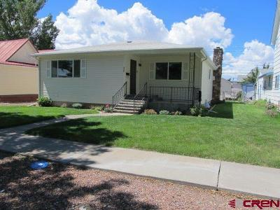 Delta Single Family Home NEW: 715 Meeker