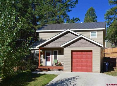 La Plata County Single Family Home For Sale: 168 Timber Drive