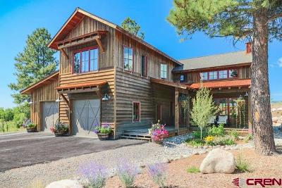 Pagosa Springs Single Family Home For Sale: 437 Clint
