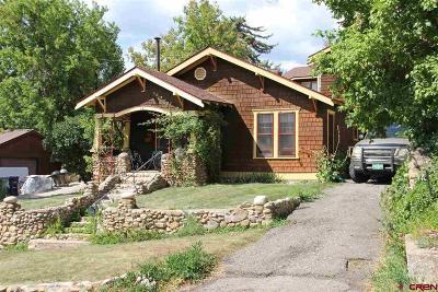 Durango Single Family Home For Sale: 541 E 10th Street
