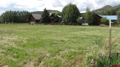 South Fork Residential Lots & Land For Sale: 49 Rio Vista