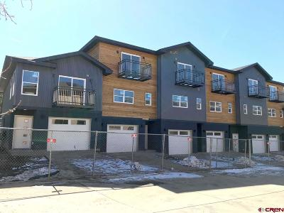 La Plata County Condo/Townhouse For Sale: 180 Metz #1406