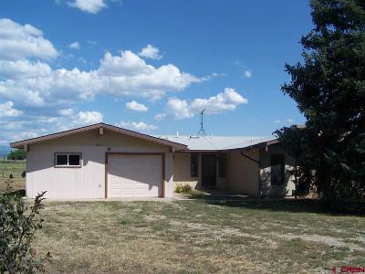 Cortez Single Family Home Back on Market: 11810 Hwy 491