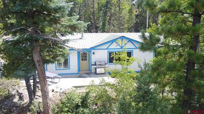 Durango Single Family Home For Sale: 44 Columbine Way