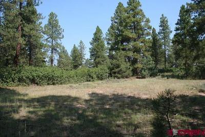 Durango Residential Lots & Land For Sale: Shenandoah