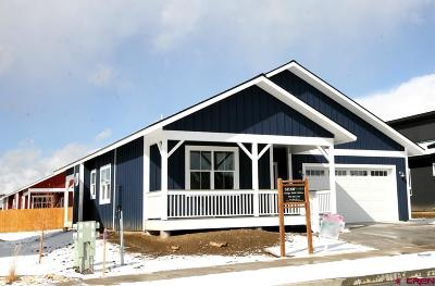 Durango Single Family Home For Sale: 605 Prospector