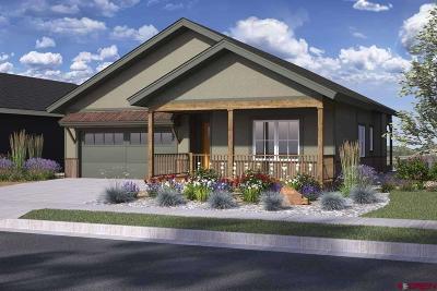 Durango Single Family Home For Sale: 695 Prospector