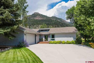 La Plata County Single Family Home For Sale: 49 Fawn Lake