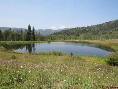 Durango Residential Lots & Land For Sale: Sierra Verde