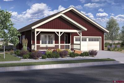 La Plata County Single Family Home For Sale: 54 Prospector