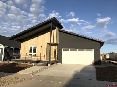 Durango Single Family Home For Sale: 625 Prospector