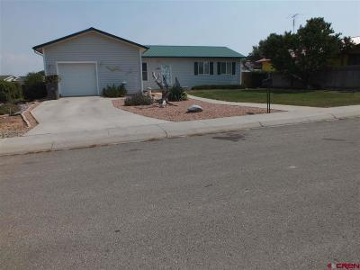 Cortez CO Single Family Home For Sale: $182,000