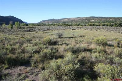 Durango Residential Lots & Land For Sale: S Hwy 550