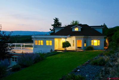 Cedaredge Single Family Home For Sale: 17996 Hanson