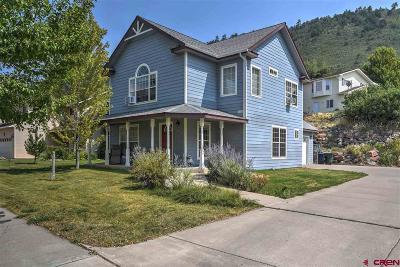 Durango Single Family Home For Sale: 230 Jenkins Ranch