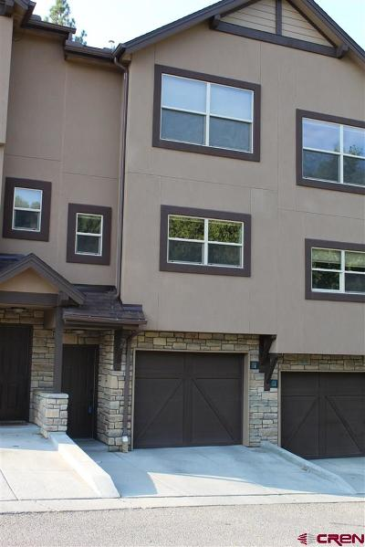 Durango Condo/Townhouse For Sale: 20310 W Us Hwy 160 #76