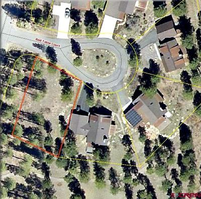 Durango Residential Lots & Land For Sale: 10 Red Table Ct