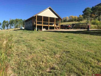 Single Family Home For Sale: 9074 C.r. 31