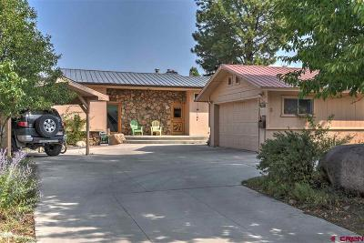 Durango Single Family Home For Sale: 5 Delwood