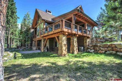 Durango Condo/Townhouse For Sale: 761 Glacier Club Drive #15 #15