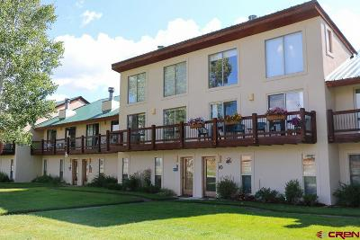 Crested Butte CO Condo/Townhouse For Sale: $285,000
