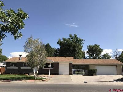 Montrose Single Family Home For Sale: 1517 S Mesa Avenue