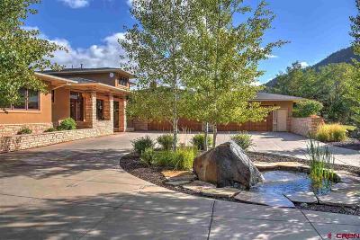 Durango Single Family Home For Sale: 511 Jenkins Ranch