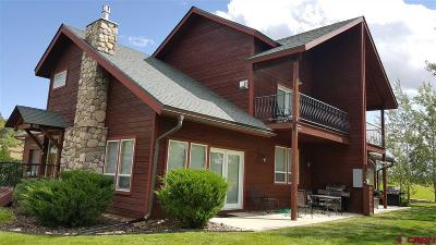 Pagosa Springs Condo/Townhouse For Sale: 6 Holly Tree #1B