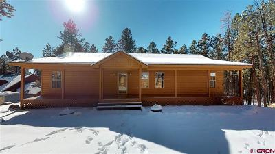 La Plata County Single Family Home For Sale: 504 Blue Ridge Drive