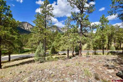 Durango Residential Lots & Land For Sale: 49 Old Stagecoach Pass