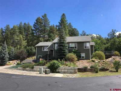 Durango Single Family Home NEW: 2126 Kingfisher