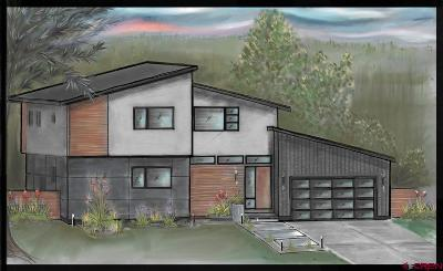 Durango Single Family Home NEW: 100 Riverview