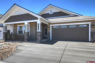 Durango CO Single Family Home NEW: $540,000