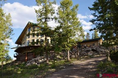 South Fork CO Single Family Home For Sale: $570,000