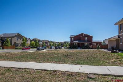 Durango Residential Lots & Land NEW: 290 Salt Brush