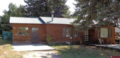Dolores CO Single Family Home NEW: $169,900