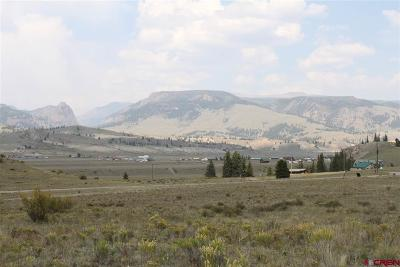 Creede Residential Lots & Land For Sale: 248 Macfarlane Ln.
