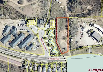 Durango Residential Lots & Land NEW: 821 32nd