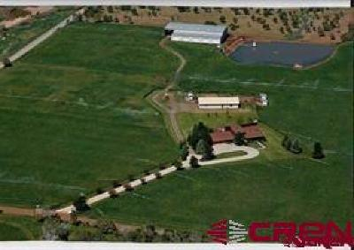 Crawford CO Farm For Sale: $1,699,950