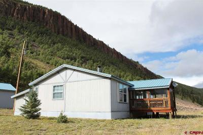 Creede Mobile/Manufactured For Sale: 4100 Usfs Road 515 #436