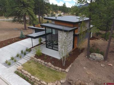 Durango Single Family Home For Sale: 192 Wood Rose